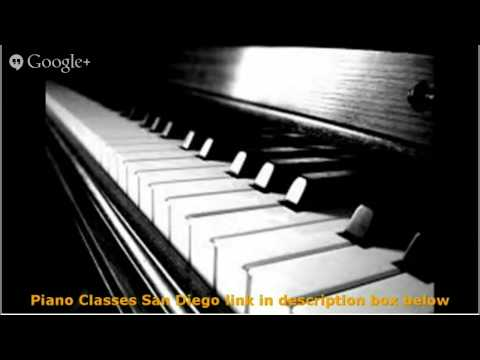 Piano Classes San Diego The Finest Piano Lessons