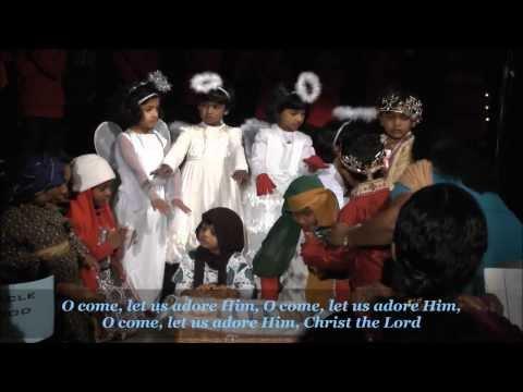 Miracle On Main Street ICC Sunday School Christmas Musical Saturday 14 December 2013