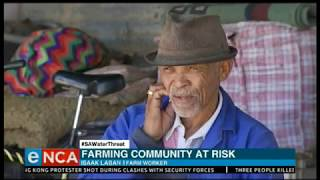 Water Threat: Farming community at risk in NC