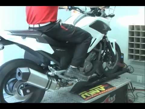 honda ncx 700 x s 2012 mivv speed edge youtube. Black Bedroom Furniture Sets. Home Design Ideas