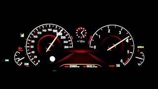 2018 BMW 740d xdrive (G11) Beschleunigung und Fahrleistungen