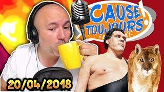 Cause Toujours ! : L'EXTINCTION DES PUMAS CATCHEURS ! - Libre Antenne avec Fanta thumbnail