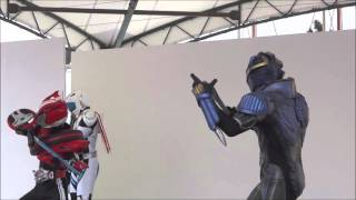 仮面ライダードライブ ミニドア銃 仮面ライダードライブ【Kamen Rider D...