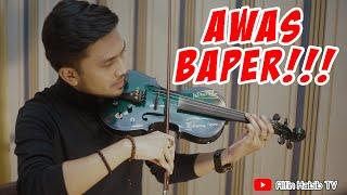 Bidadari Surga (Alm. Ustad Jefri) - Cover by Alfin Habib (vocal and violin)