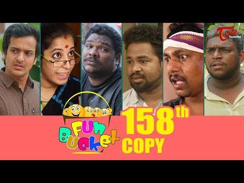 Fun Bucket  158th Episode  Funny s  Telugu Comedy Web Series   Sai Teja  TeluguOne