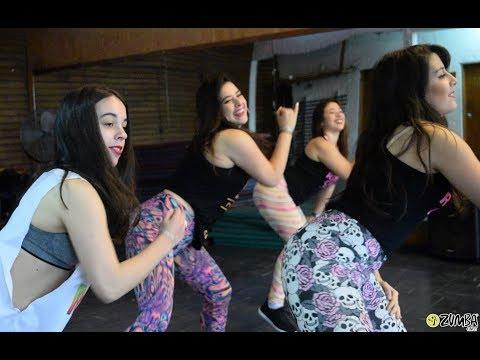 ZUMBA Traketeo - Nene Malo (Coreografía/Choreography)