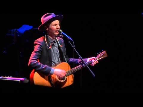 Beck - Rowboat (HD) Live in Paris 2013