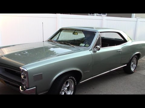 How to Install Front Springs on a 1964 - 1967 Pontiac GTO /
