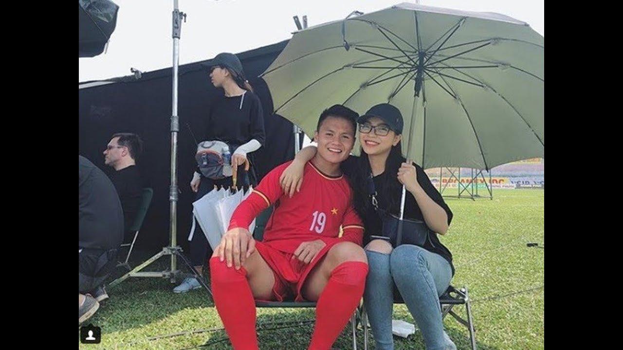 Dàn Người Yêu Xinh Như Hotgirl Của Các Cầu Thủ Đội Tuyển Việt Nam