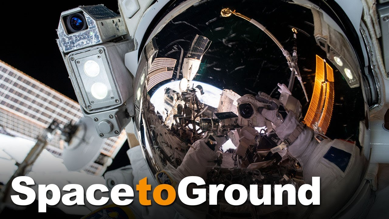 Space to Ground: Space Construction: 09/17/2021