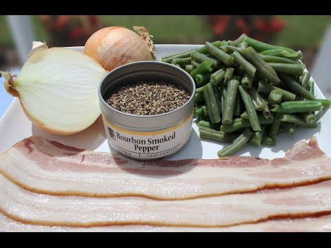 Southern Style Green Beans With Bacon (Kid Approved!)