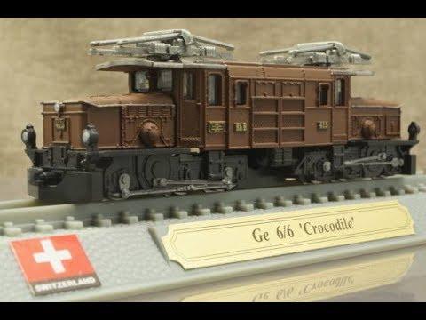 レーティッシュ鉄道Ge6/6 I形電気機関車