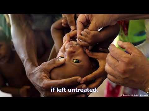 Rohingya crisis: un launches cholera vaccination drive in refugee camps- [News 24h]