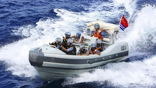 Chinese naval escort fleets ensure maritime security