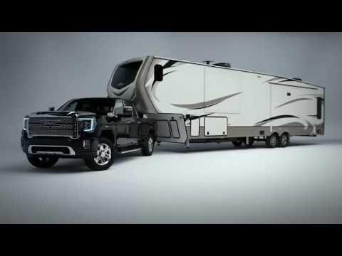 2020 GMC Sierra Heavy Duty technology