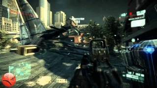 Crysis 2 PC Demo Gameplay HD (german commentary)