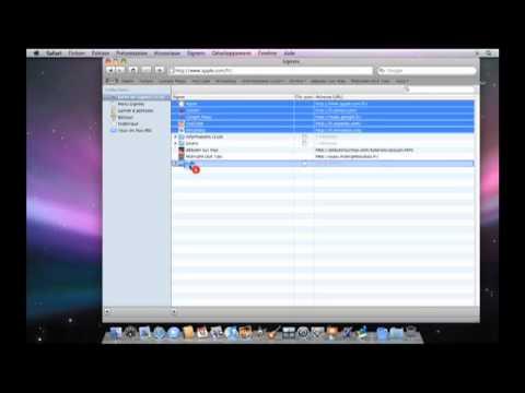 mettre un document en pdf sur mac