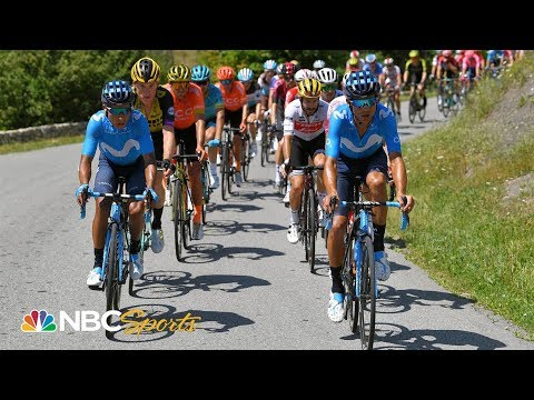 Tour de France 2019: Stage 18 | EXTENDED HIGHLIGHTS | NBC Sports
