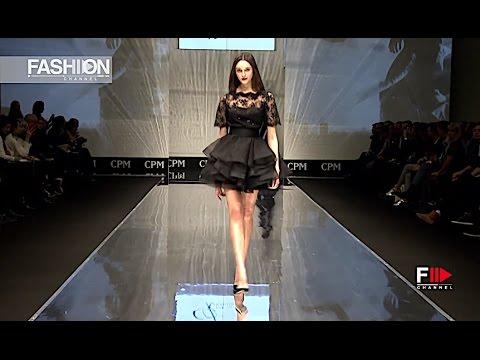 ELENA KONDRATOVA CPM Moscow Fall Winter 2017 2018 - Fashion Channel