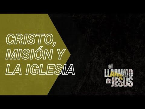 1 CRISTO, MISIÓN Y LA IGLESIA No iglesia, misión y Cristo Es hora de volver a Jesús