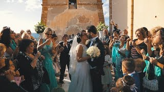 Coastal Sicilian Wedding | Wedding Videography in Sicily
