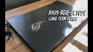 ASUS ROG STRIX GL-703V Long Term Review