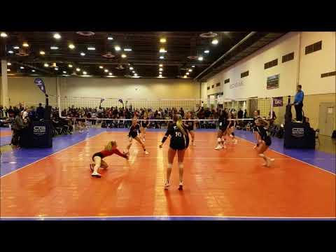 Georgiana Dunn Volleyball Recruiting Profile