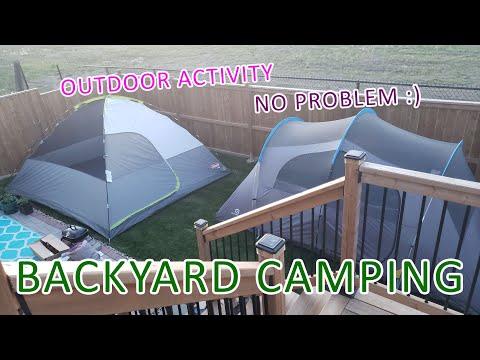Backyard Camping 101