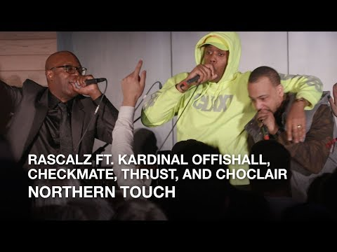 Rascalz + Kardinal Offishall, Checkmate, Thrust, Choclair | Northern Touch | Playlist Live 2018