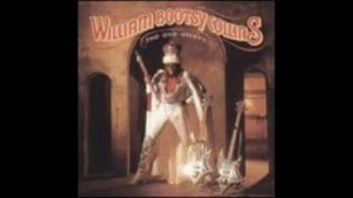 William Bootsy Collins - #1 Funkateer (1982)
