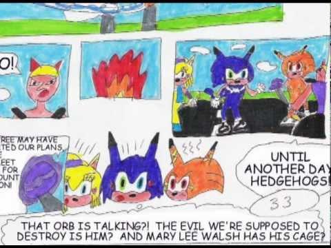 Bad Reviews 5: Sonichu Episodes 7,8,9