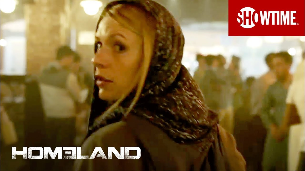 Homeland | First Look Into Season 4 | SHOWTIME - YouTube
