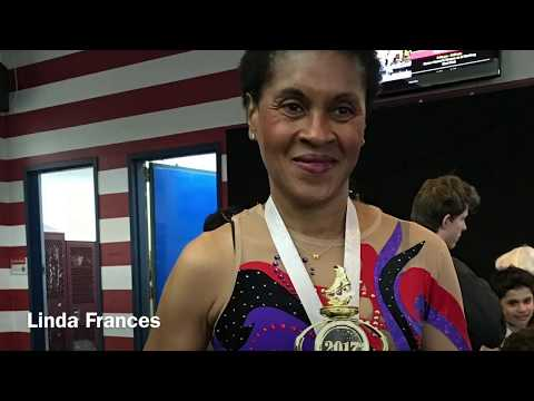 Linda Frances at ISI TEAM COMPETITION