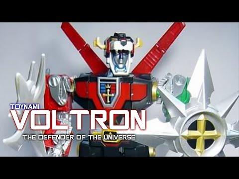 ゴライオン 百獣王ゴライオン VOLTRON / GOLION review VOLTRON THE DEFENDER OF THE UNIVERSE by Robot Review World ゴライオン, ゴライオン 1話, ...