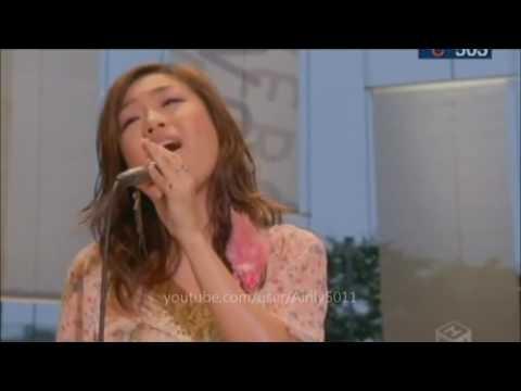 Lena Park(박정현) - Sweet Child Of Mine (Guns N'Roses) @ 2005.08.28 Live Stage