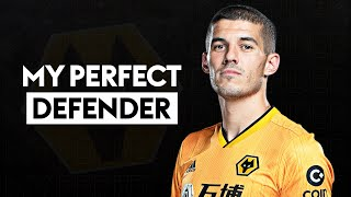 Which players make up Conor Coady's 'Perfect Defender'? | Conor Coady | My Perfect Defender