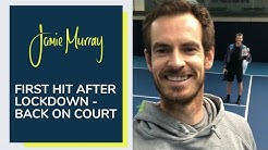 Back to Tennis | Jamie and Andy Murray | National Tennis Centre