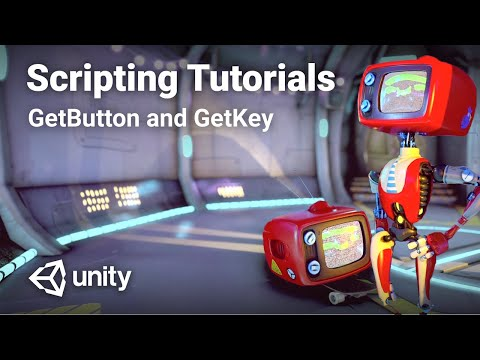C# GetButton and GetKey in Unity! - Beginner Scripting Tutorial thumbnail