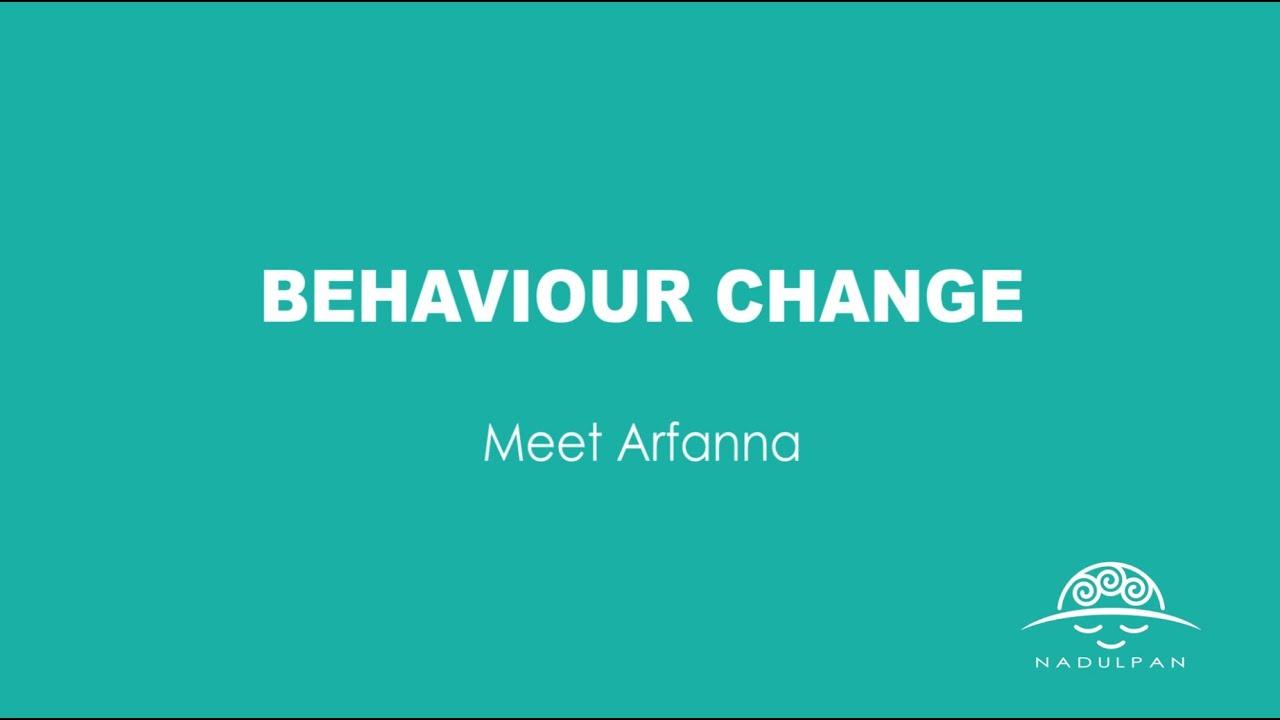 Behaviour Change in Practice