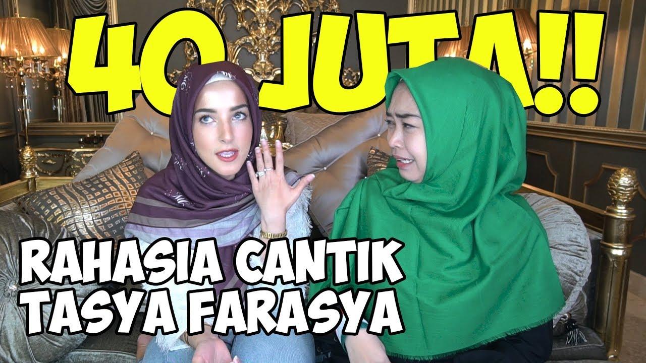 Tasya Farasya Pakai Hijab Cantik Banget😻 - YouTube