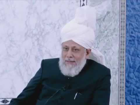 Reason for Huzoor's frequent visits to Germany