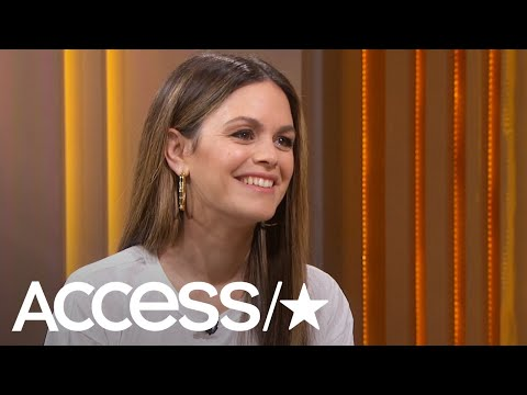 Rachel Bilson On Working With Eddie Cibrian On ABC's 'Take Two'
