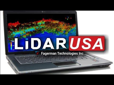 LiDAR USA