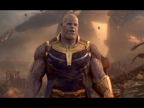 Best Of Thanos Quotes Scenes Avengers Infinity War