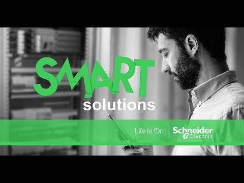 Tableaux optimisés pour bâtiments connectés avec les Smart Solutions de Schneider Electric