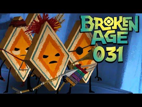 BROKEN AGE [031] - Urein-Wohner ★ Let's Play Broken Age