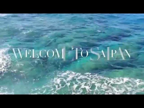 Welcome to Saipan