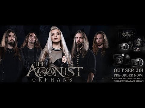 "The Agonist release new song ""In Vertigo"" off new album ""Orphans"" + art/tracklist!"