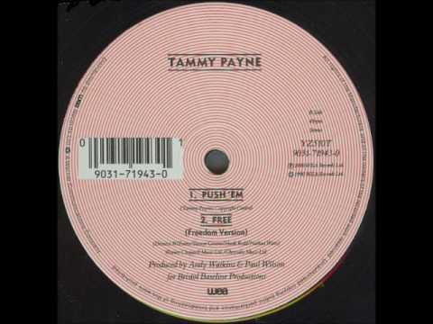 Tammy Payne - Free (Freedom Mix)