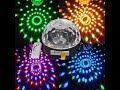 Диско шар  LED MAGIC BALL Разновидности.